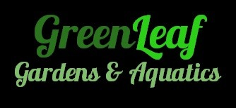 GreenLeaf Gardens and Aquatics Logo